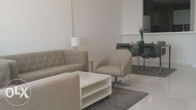 Serviced and Furnished Sea View Apt. in Salmiya