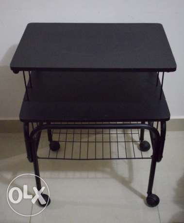 Good condition, Portable TV trolley for sale