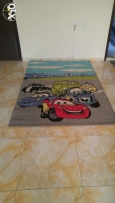 Mcqueen Car design carpet for Sale