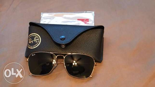 Ray Ban caravan Original made in Italy for KD. 40 only