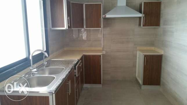 Salmiya, best location flat 2 bedrooms + maidroom with balcony sea vie