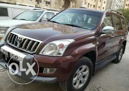 Toyota prado 2007 for sale