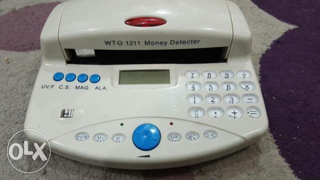 Wt 1211 money detector for sale