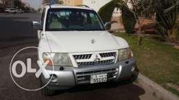 Full Option Pajero 2003