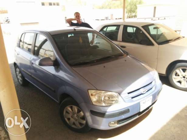 Hyundai Getz-Super Deal