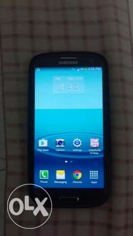 Samsung S3 Mobile for sale   for Sale
