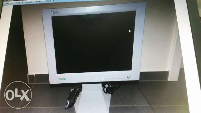 "Lcd monitor for sale 17"" السالمية -  1"
