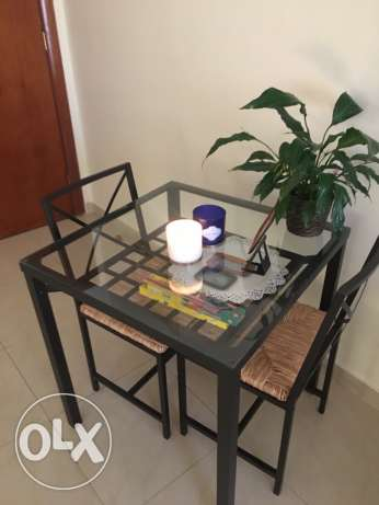 IKEA table & chairs