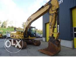 Excavator Caterpillar 320 DL 2007