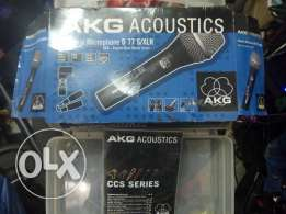 New AKG D77s mirophone for 20KD.