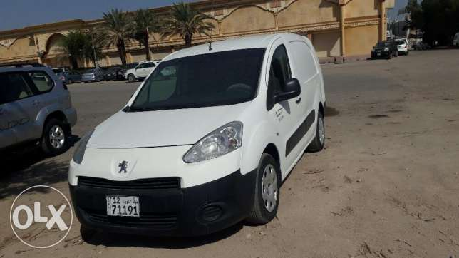 peugeot (delivery ven) for sale on cash or easy installment basic