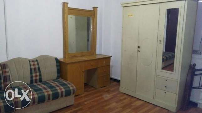 Studio flat for sale in Abu halifa