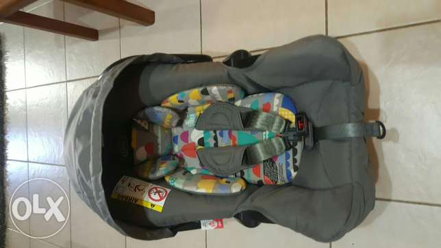 Carseat for sale