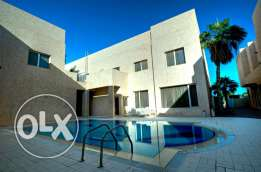 Magnificent & Beautiful Compound Villas for rent at Abu Al Hasaniya