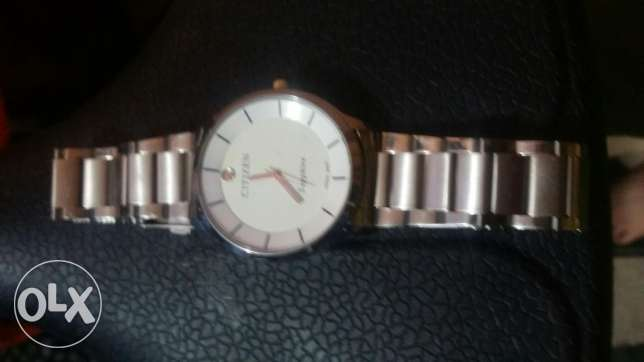 Watch and necklace
