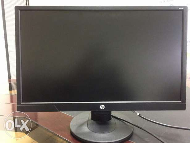 HP v212a 20.7 inch Monitor (New) (35kd)