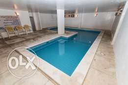 For expats big 3 bdr apt with balcony in Salwa