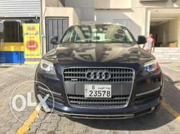 Used audi Q7 in good condition