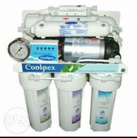 Coolpex water filter for sale in good condition
