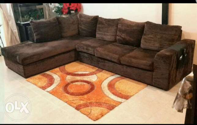 L - Shape Sofa for Sale