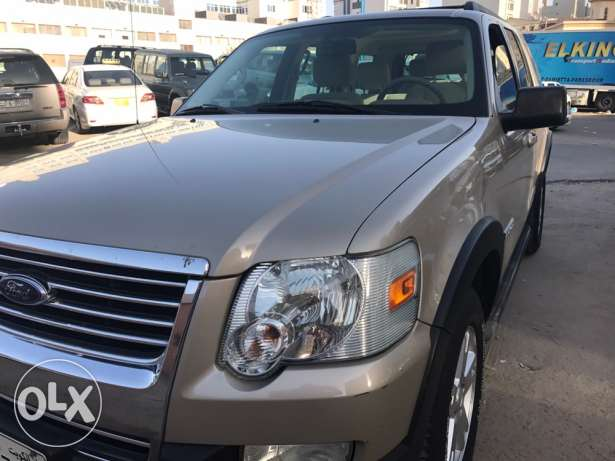 Ford Explorer 2007 excellent SUV for sale