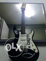 Electric guitar EG112