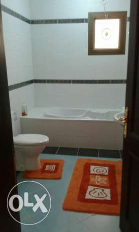 Nice fully furnished floor for rent