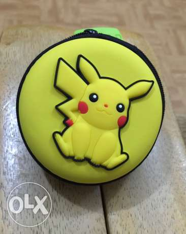 Cute carry pouch