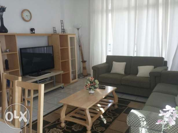 Fully furnished & equipped 1 bedroom apartment for rent in mahboula.