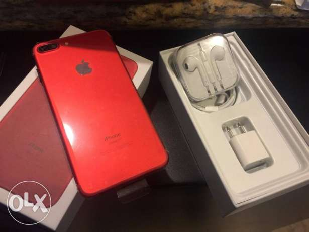 apple iphone red edition