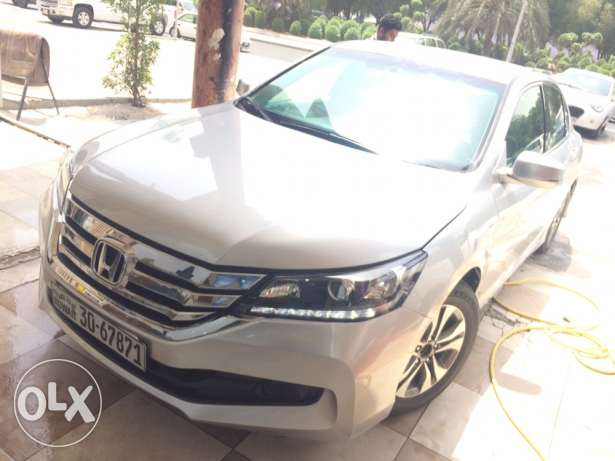Honda Accord 2015 sale on instalment