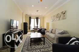Sea view 2 bdr furnished or unfurnished apt in Mahboola