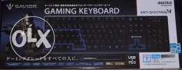 Buffalo USB Savior ANTI GHOSTING Gaming Keyboard ( ENG )
