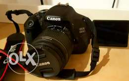 Canon EOS 600D for sale