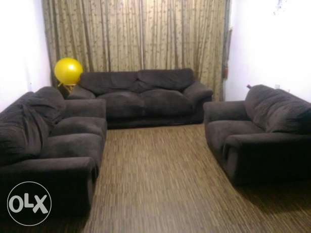 6 seaters American sofa for sale