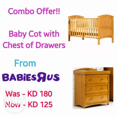 Nursery Furniture - Babies R Us + Mamas & Papas