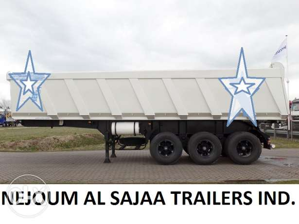 new tipper trailers for sale 2017 model
