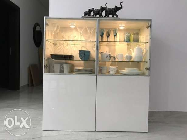 Display and Storage cabinet
