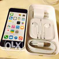 iphone 5c same as new white 8GB