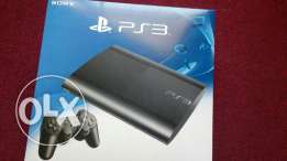 Ps3 500gb Super Slim Edition