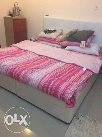 bed twin size from saveco