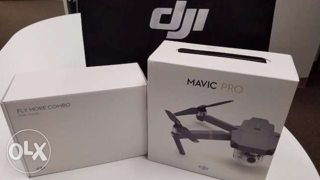 Dji Mavic Pro Folding Drone 4k camera