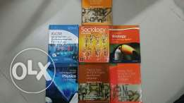 Cambridge igcse books for sale!! [Books can be sold individually :) ]