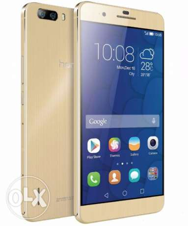 Huawei honor 6 plus like new used 1 month