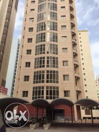 furnished 1 bedroom apartment Salmiya