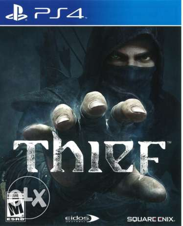 Ps4 game theif in good condition السالمية -  1
