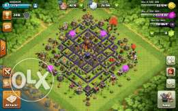 لعبة كلاش أوف كلانس - Clash Of Clans Game