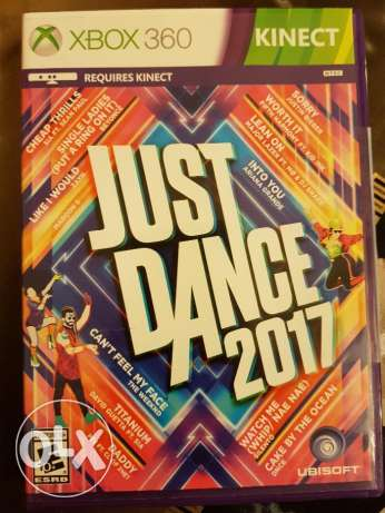 Just Dance 2017 (NTSC) for XBOX 360