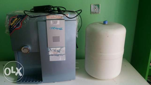 Coolplex water purifier warranty till May