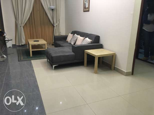 One bed room appartment in mhaboula